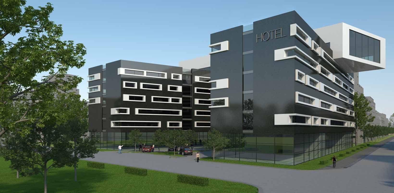architekt christ hotel frankfurt flughafen 2. Black Bedroom Furniture Sets. Home Design Ideas