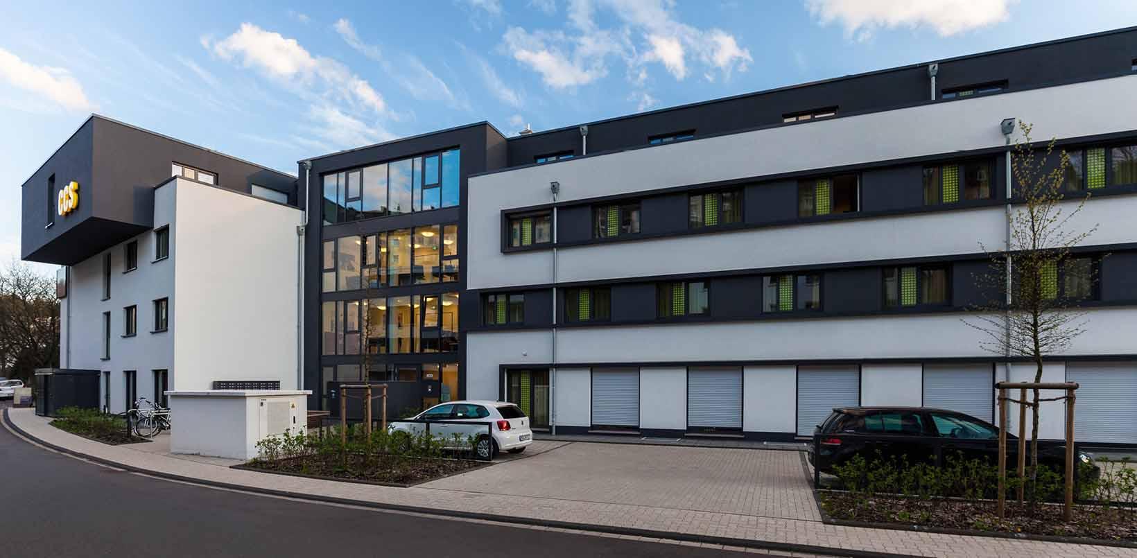 Architekt christ studentenwohnheim siegen 2 - Architektur siegen ...