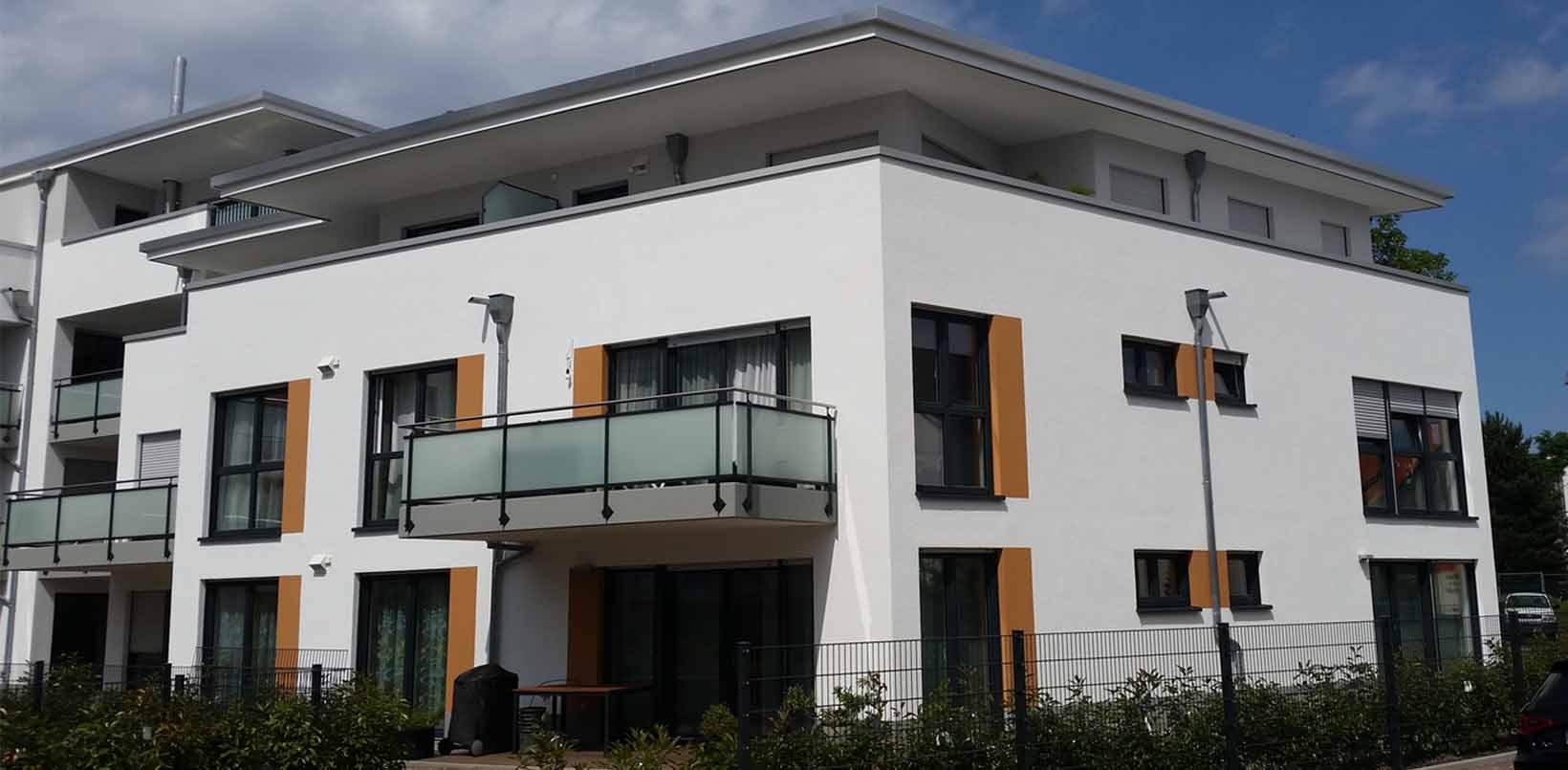 architekt christ wohnanlage frankfurt mainzerlandstra e 2. Black Bedroom Furniture Sets. Home Design Ideas