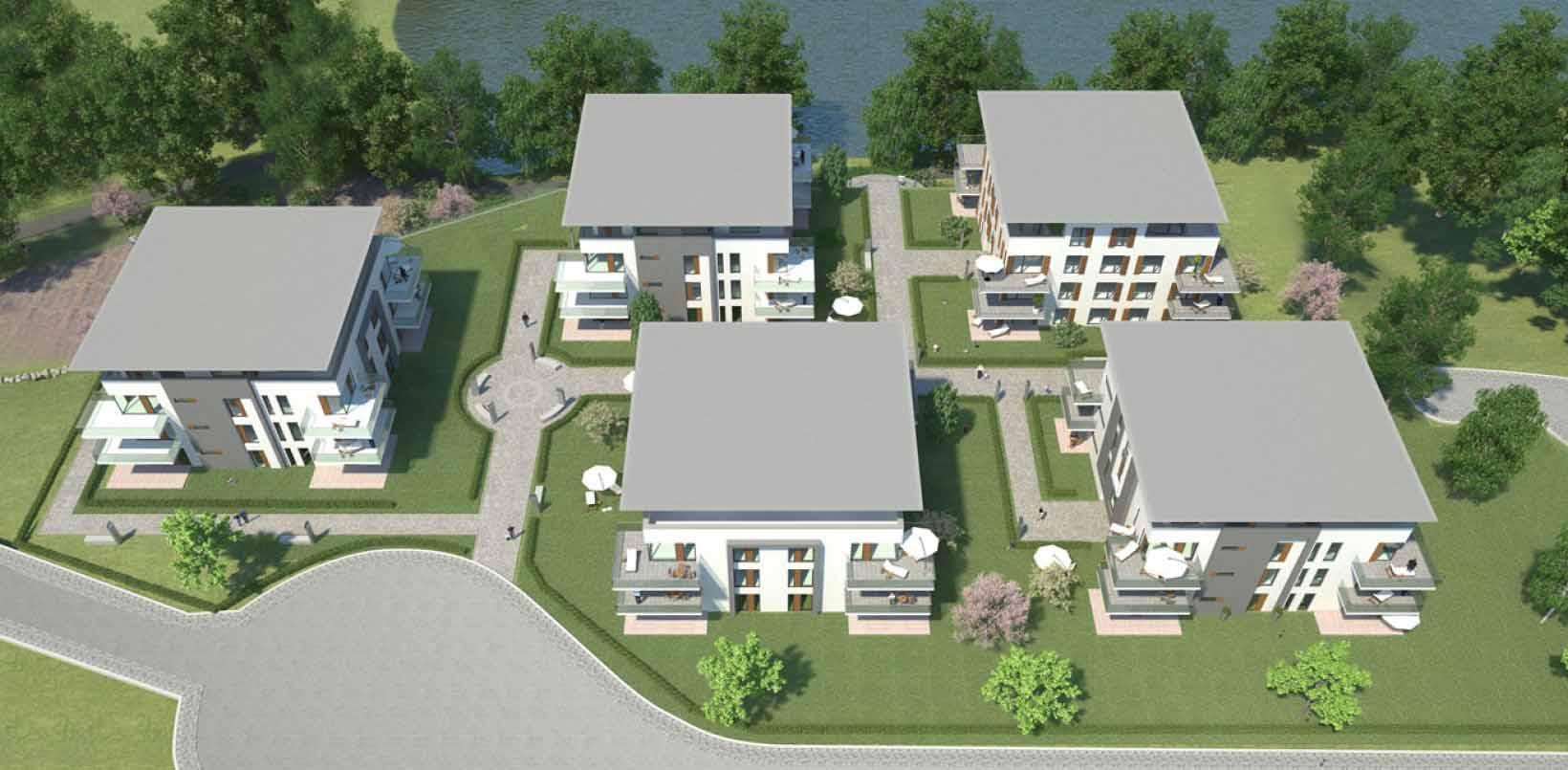 Singlewohnung saarbrucken Tolle Single-Wohnung in Merchweiler (Neubau / Erstbezug) Etagenwohnung Merchweiler (2HR9C4S)